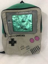 Gameboy Backpack Mario Baseball Nintendo Vintage Video Games