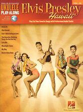 Ukulele Uke Play-Along #36 - Elvis Presley Hawaii Songbook Noten m Download Code