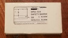 CROUSE-HINDS 9140M0728 24V 28V SPEC 504 Intrinsically Safe CIRCUIT Safety Barrie