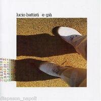 Lucio Battisti - E Fertig - CD