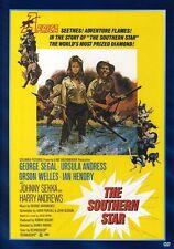 Southern Star (2011, REGION 0 DVD New) DVD-R