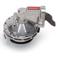 Edelbrock Mechanical Fuel Pump 1721; Performer RPM 110 gph 6 psi for Chevy SBC