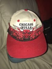 VINTAGE CHICAGO BULLS SNAPBACK HAT CAP NBA PRODUCT YOUTH SIZE