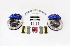 BBK Big Brake FRONT 6P MONOBLOCK 380 × 34 Slot Rotor 2011 - 2017 VELOSTER
