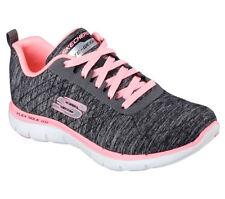 Zapatillas deportivas de mujer Skechers color principal gris sintético