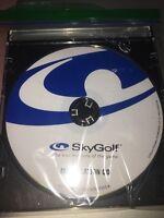 sky golf installation cd