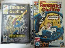 FANTASTICI QUATTRO ED. STAR COMICS 1/139 SEQUENZA COMPLETA TUTTI PIU' CHE OTTIMI