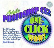Adobe Photoshop CS2 One-Click Wow! (2nd Edition) by Davis, Jack
