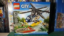 LEGO City Helicopter Pursuit ( 60067 )