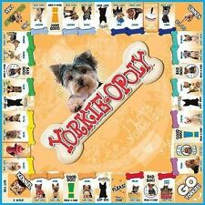 Late for The Sky YRKY Yorkie-opoly Board Game