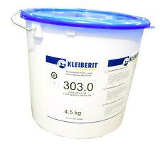 KLEIBERIT 303 D3 Leim Kunststoffeimer 4,5 kg Kleber
