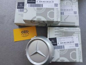 4x Genuine Mercedes-Benz G-Class W460 Wheel Centre Cap A460401002539