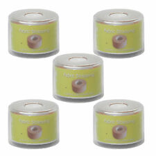 Pack of 5 CMS Medical First Aid Heavy Duty Fabric Strapping Tape 2.5cm x 1.5m