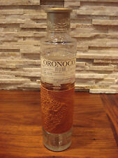 ORONOCO RESERVA BRAZILLIAN DISCONTINUED RUM BOTTLE - EMPTY - VERY RARE - AMAZING