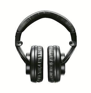 New Shure SRH840 Studio & Live Sound Headphones Authorized Dealer!