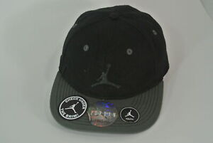 Jordan Jumpman hat cap black snapback