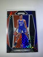 2017-18 Panini Prizm Markelle Fultz #1 Rc Red White Blue RWB Magic 🔥🔥🔥
