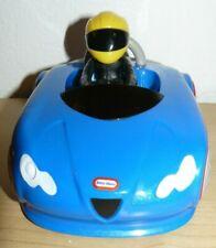 Little Tikes RC Bumper blue car with driver no remote control