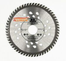 125mm Saw Blade for WOOD and PLASTIC 5'' Circular Saw Blade 60 TCT