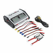 Dynamite Passport 400W Ultra Dual AC/DC Touch Screen Battery Charger DYNC3005
