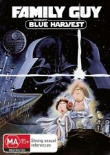 FAMILY GUY Presents BLUE HARVEST (Star Wars Spoof) Comedy Animation DVD Region 4
