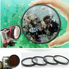 58MM MACRO LENS close up +1+2+4+10 filter kit +Adapter Ring FOR GoPro Hero3+ 4