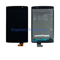 QC For LG VK815 G Pad X 8.3 LTE LCD Display Touch Screen Digitizer Replacement