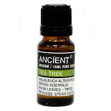 Tea Tree Pure Essential Oil 10ml, Antiseptic, Immune Stimulant, Acne Treatment