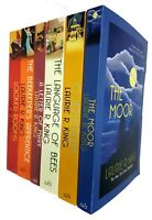 Moor Beekeeper's Apprentice O Jerusalem By Laurie R King 6 Books Collection Set