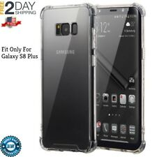 Samsung Galaxy S8 Plus Case Protective Cover AntiScratch Full Body Slim Clear