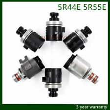 Set 6x 5R44E 5R55E Transmission Shift Solenoid Tested For Coast Ford 97-UP
