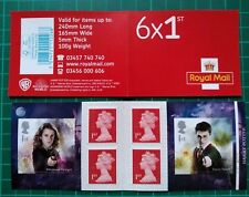2018 Harry Potter Self Adhesive Cylinder Retail Booklet