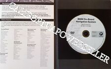2009.1 Update 2006 2007 2008 BMW 750i 750Li 760i 760Li E66 Navigation DVD Map CD