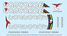 Concorde Bicycle Decals-Transfers-Stickers #5