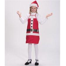 Child Santa's Helper Christmas Apron & Hat - Santa Costume - Halco 7060C