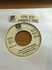 Aphrodite's Child / Chris Neal (2) ‎– The Four Horsemen / Blame It All On Eve