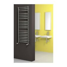 Reina Eos Stainless Steel Towel Rail Curved 720mm High x 350mm Wide