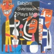 "E.S.T. ""PLAYS MONK""  CD ------10 TRACKS------ NEU"