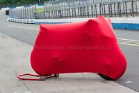 Honda CBR1000RR Super Soft Perfect Stretch Indoor Bike Motorcycle Cover Red