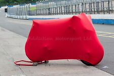 Honda CBR600RR Super Soft Perfect Stretch Indoor Bike Motorcycle Cover Red