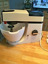 KENWOOD CHEF A901E FOOD MIXER WITH K BEATER AND BOWL FULLY WORKING