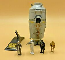 STAR WARS ACTION FLEET SERIES Droid Escape Pod & Figures Micro Machine Battle