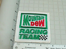 Mountain Dew Racing Team Racing Patch