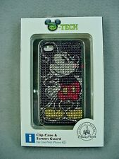 Disney Parks MICKEY MOUSE Disneyland Resort Cell Phone Case iPhone 4S NEW