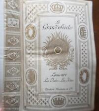 Le Grand Siècle. Lois XIV. Les Arts - Les Idées. BOURGEOIS, Emile. 1896