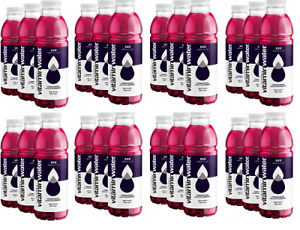 Glaceau Vitamin Water Pomegranate Acai Blueberry 24x 500ml BestBef 31st March 21