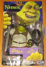 Shrek - Dragon Battlin' & Attachable Helmet - Mcfarlane Toys - #20002-7 - NIB