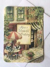 Holly Pond Hill Susan Wheeler Mouse Bakery Birthday Card
