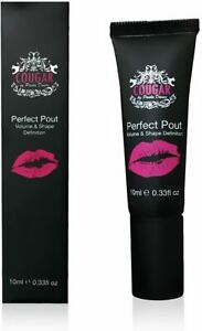 Cougar Perfect Pout Lip Gloss Volume and Shape Definition - 10ml