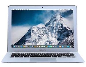 Apple 13 in MacBook Air MD761LL/A | Certified Refurbished | 256GB SSD | Core i5